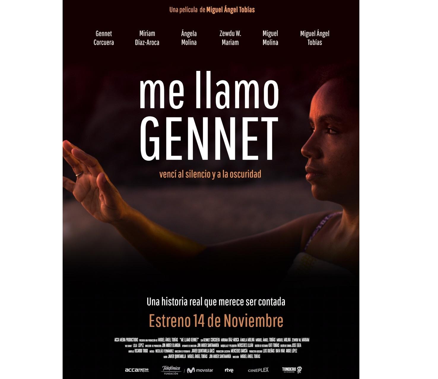 Me Llamo Gennet (película)