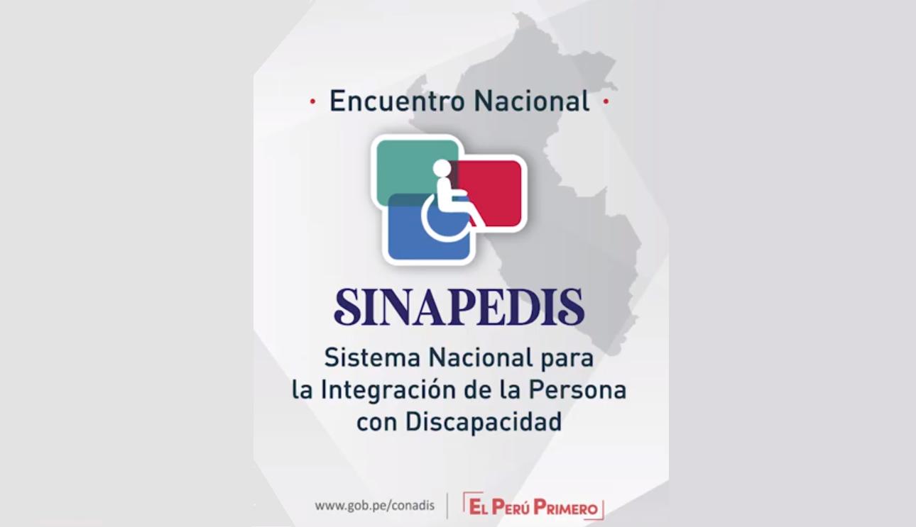 Encuentro Nacional del SINAPEDIS – 2019