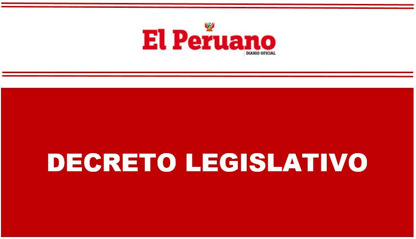 Decreto Legislativo N° 1468 – Decreto Legislativo que establece disposiciones de prevención y protección para las personas con discapacidad ante la Emergencia Sanitaria ocasionada por la COVID-19