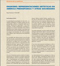 Enanismo: representaciones artísticas en América Prehispánica y otras sociedades