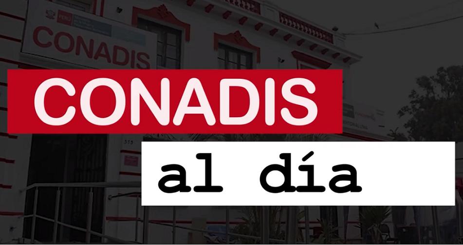 CONADIS modifica características del carnet del Registro Nacional de la Persona con Discapacidad