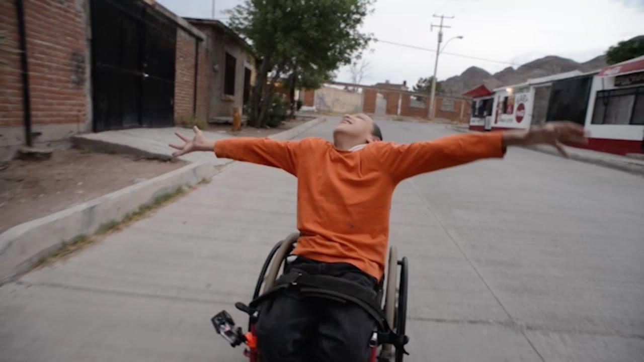 ¿Cómo ve el mundo un niño con discapacidad severa?